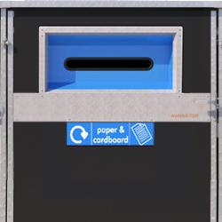 Paper and Cardboard Aperture on metroSTOR PBM