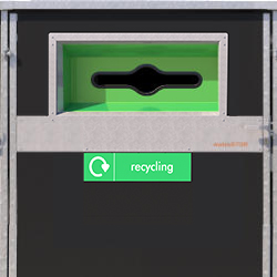 Mixed Recycling Aperture on metroSTOR PBM