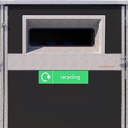 General Waste Aperture on metroSTOR PBM